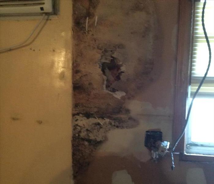 Undetected Leak, New Jersey Before