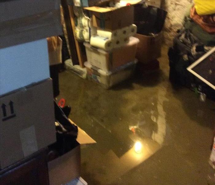 Water Damage We're Here To Help 24/7