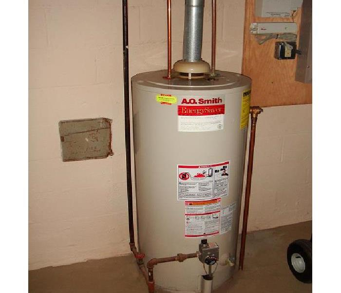 Water Damage Hot to Remove a Hot Water Heater