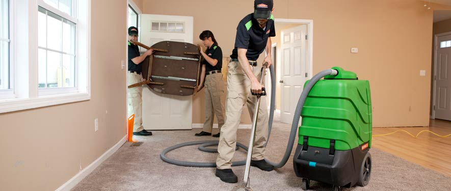 Bergenfield, NJ residential restoration cleaning